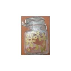 Les Bocaux en verre personnalisé