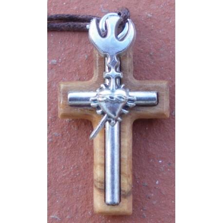 Croix du Sacré Coeur