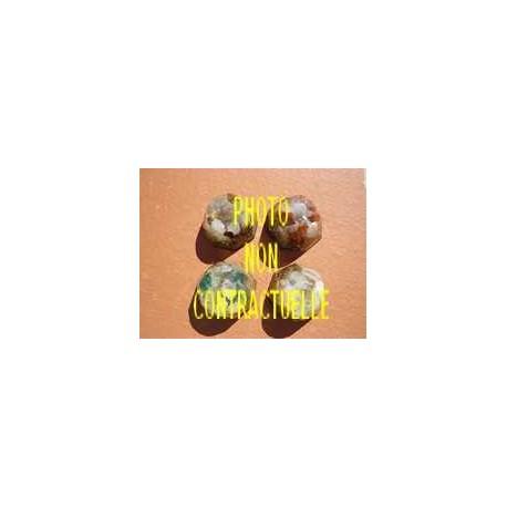 Orgonite demi-sphère exterieure