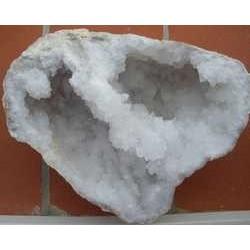 Géode Cristal de roche moyenne