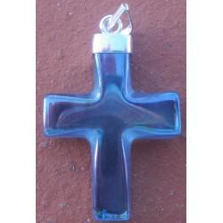 Croix en AQUA AURA